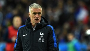 Didier Deschamps France v Russia