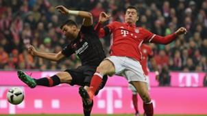 Bayern Munich Leverkusen