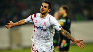 Vitolo Sevilla Europa League