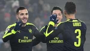 HD Lucas Perez Basel Arsenal