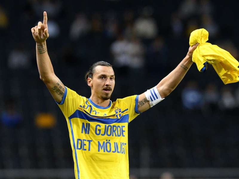 Ibrahimovic: Sweden record means a lot to me
