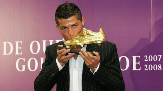 CR7 Golden Shoe 2008