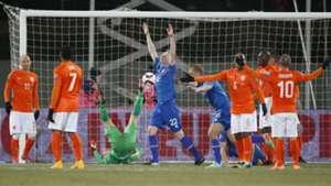 Gylfi Sigurdsson Iceland Netherlands Euro 2016 qualification 13102014