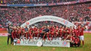 Bayern Munich Bundesliga trophy