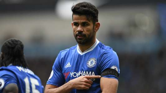 Diego Costa Chelsea Manchester City Chapecoense