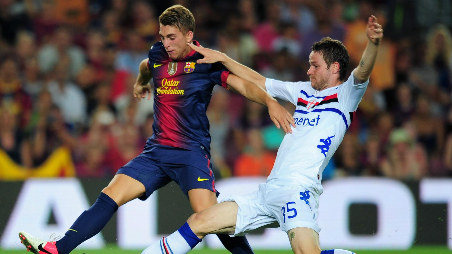 Gerard Deulofeu Barcelona La Liga
