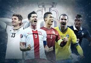 GFX Euro 2016 Draw