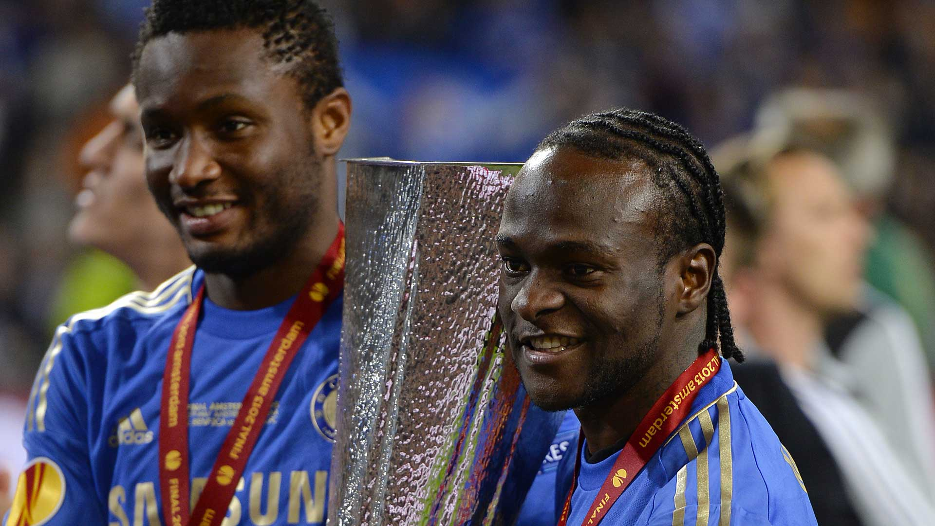 Crystal Palace Keen On Duo Of Mikel And Moses
