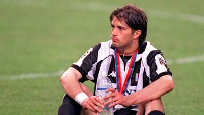 Filippo Inzaghi 1998 Champions League final Real Madrid Juventus