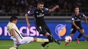 Club America Real Madrid Karim Benzema