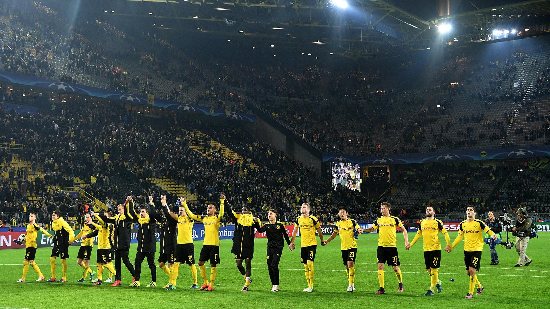 Borussia Dortmund Champions League