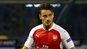 Mathieu Debuchy Arsenal