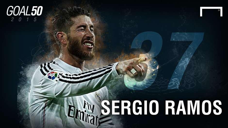37 Sergio Ramos G50