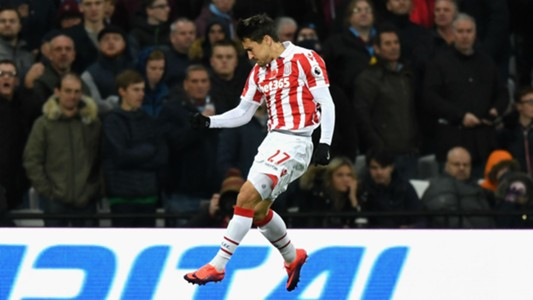 Bojan Premier League West Ham v Stoke 051116