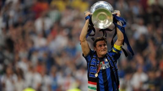 Javier Zanetti Champions League
