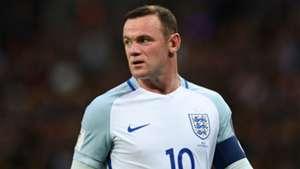 Wayne Rooney England World Cup Qualifying 2016