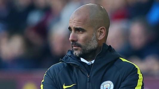 HD Pep Guardiola Manchester City