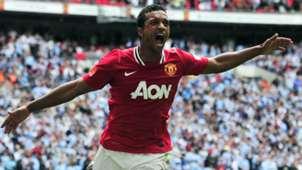 Nani Manchester United 2011