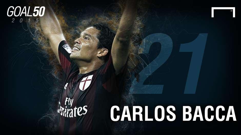 21 Carlos Bacca G50