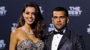 Dani Alves The Best FIFA Football Awards 09012017