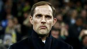 HD Thomas Tuchel Borussia Dortmund