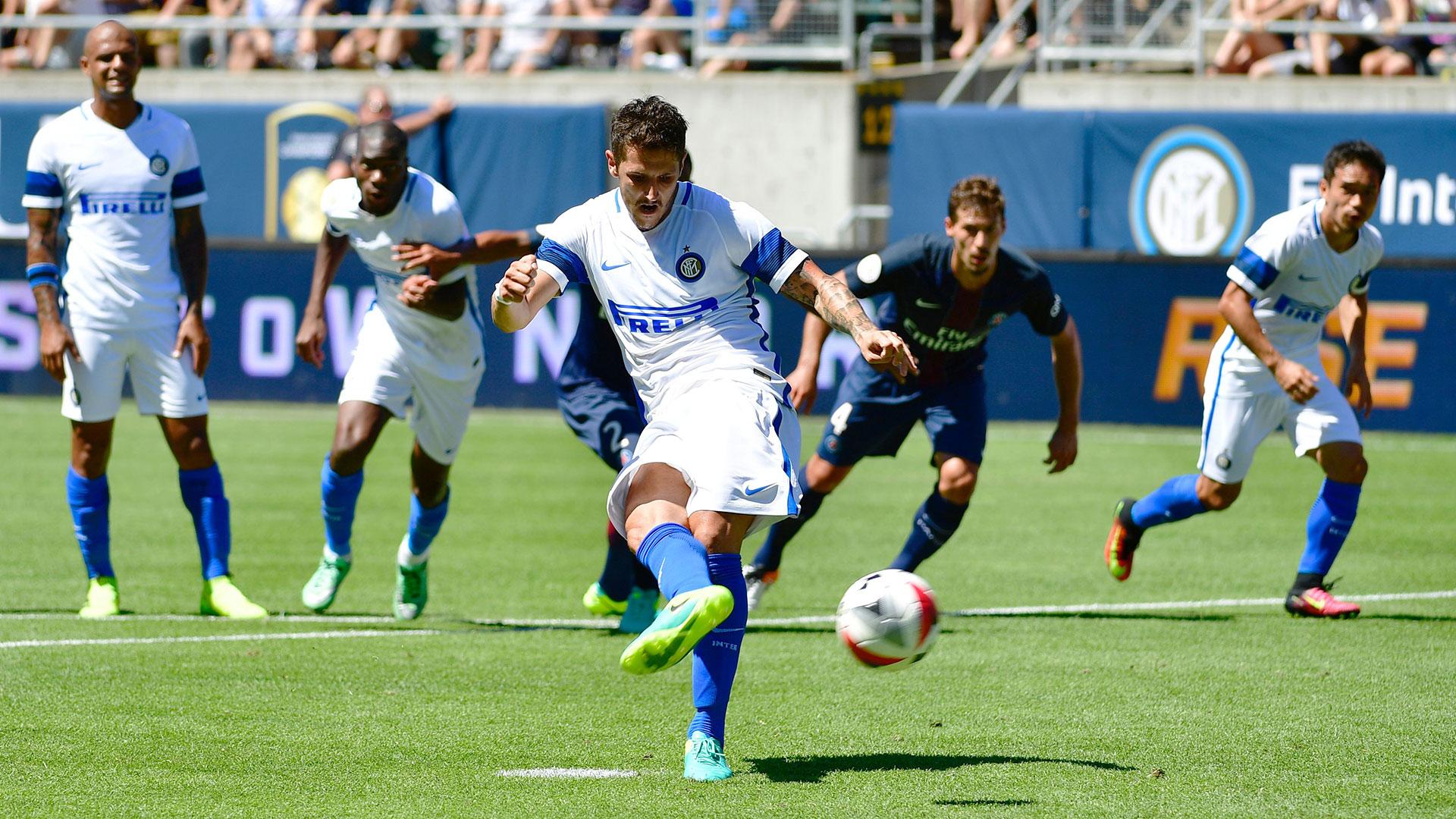 Steven Jovetic Inter PSG