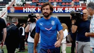 Andrea Pirlo Italy 11062015
