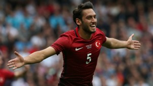 Hakan Calhanoglu Turkey (vs England)