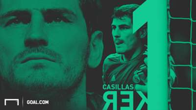 Iker Casillas Real Madrid career