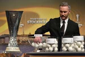 Patrik Andersson Europa League draw 12122016