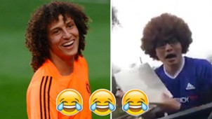 David Luiz fan
