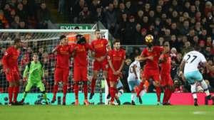 HD Liverpool v West Ham