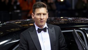 Lionel Messi 2015 Ballon d'Or