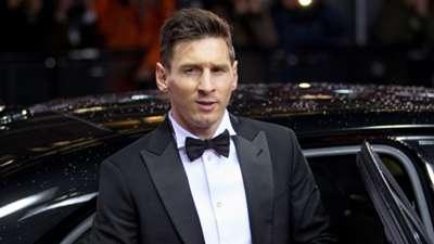 Lionel Messi 2015 Ballon d'Or
