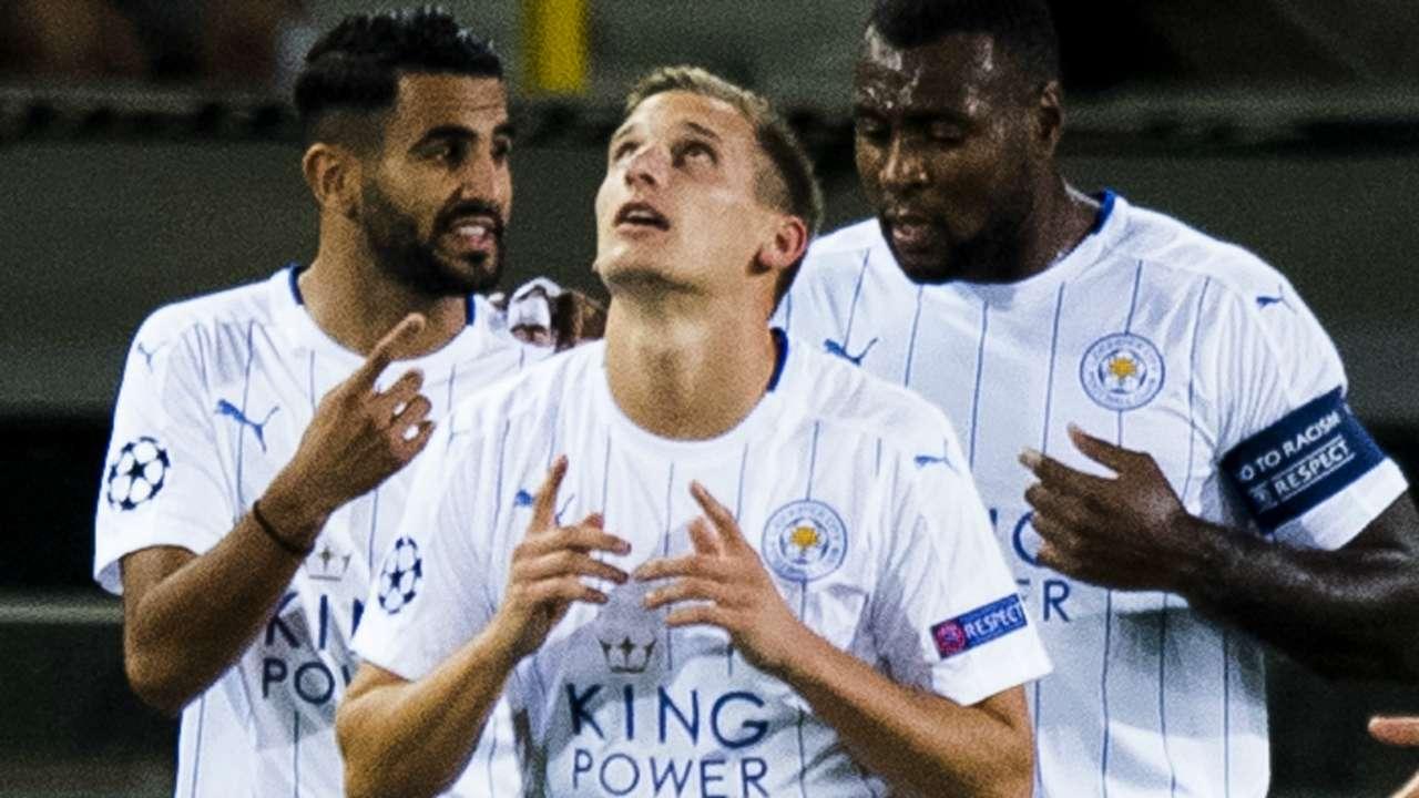 HD Marc Albrighton Leicester City