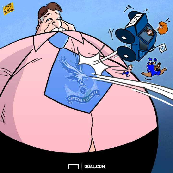 CARTOON Big Sam stops Chelsea