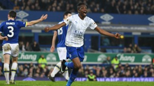 Everton Leicester FA Cup Ahmed Musa
