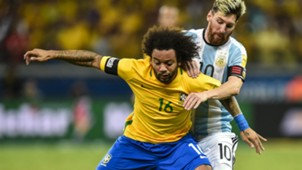 Marcelo Brazil v Argentina