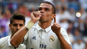 UEFA Team of the Year Pepe