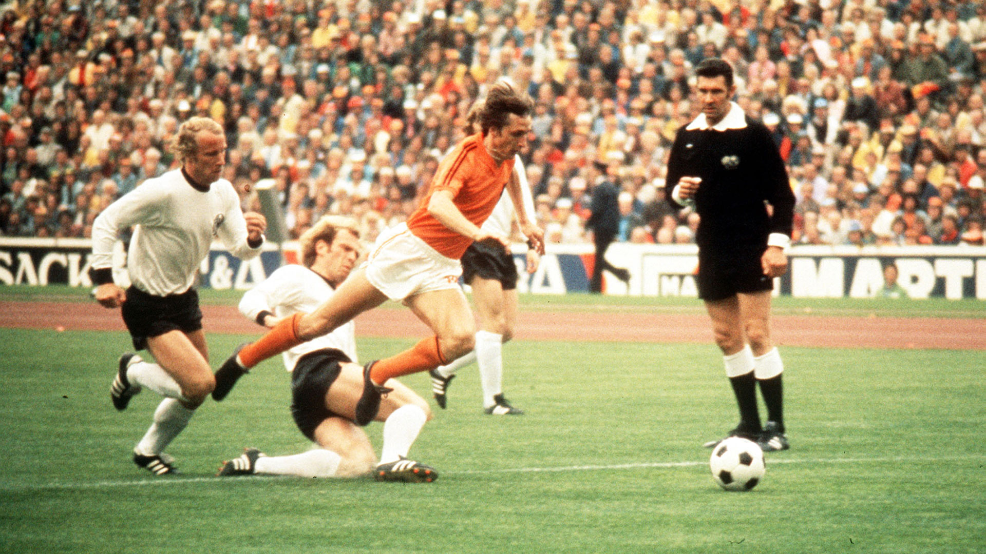 Johan Cruyff Netherlands Germany 1974