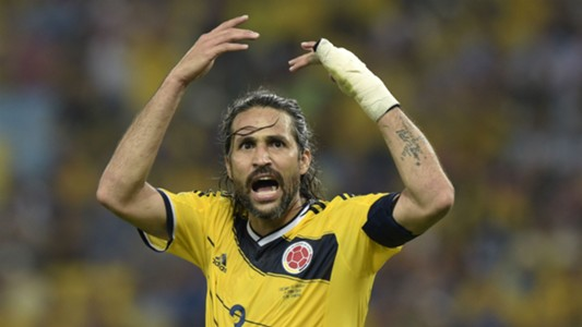 Mario Yepes Colombia