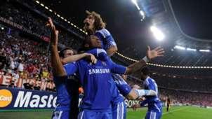 Didier Drogba Chelsea Bayern Munich Champions League