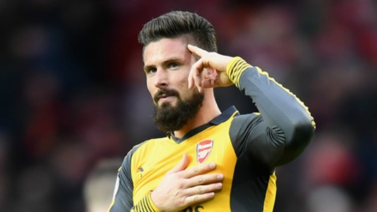 HD Olivier Giroud Arsenal