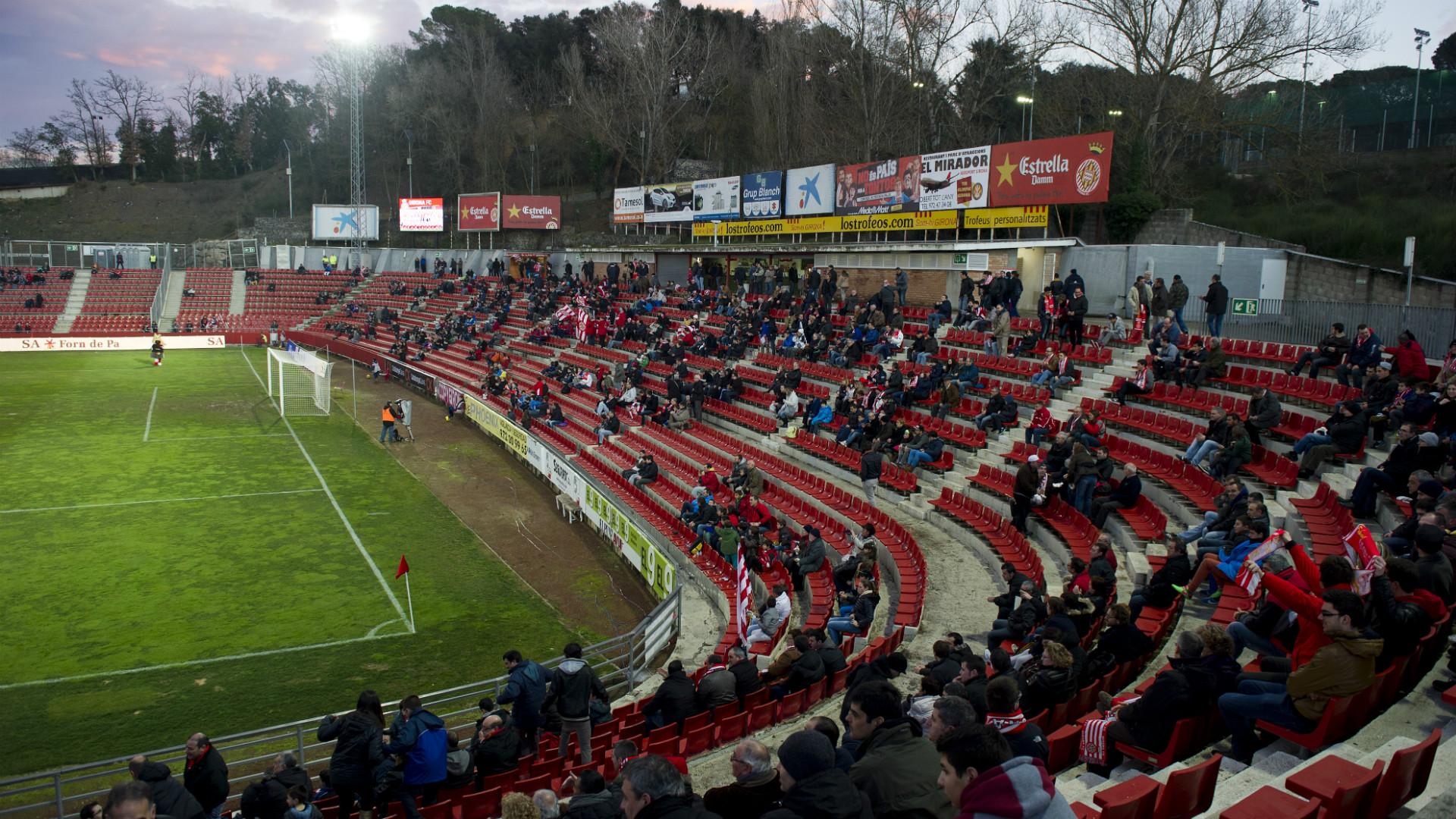 Girona Estadio Montilivi