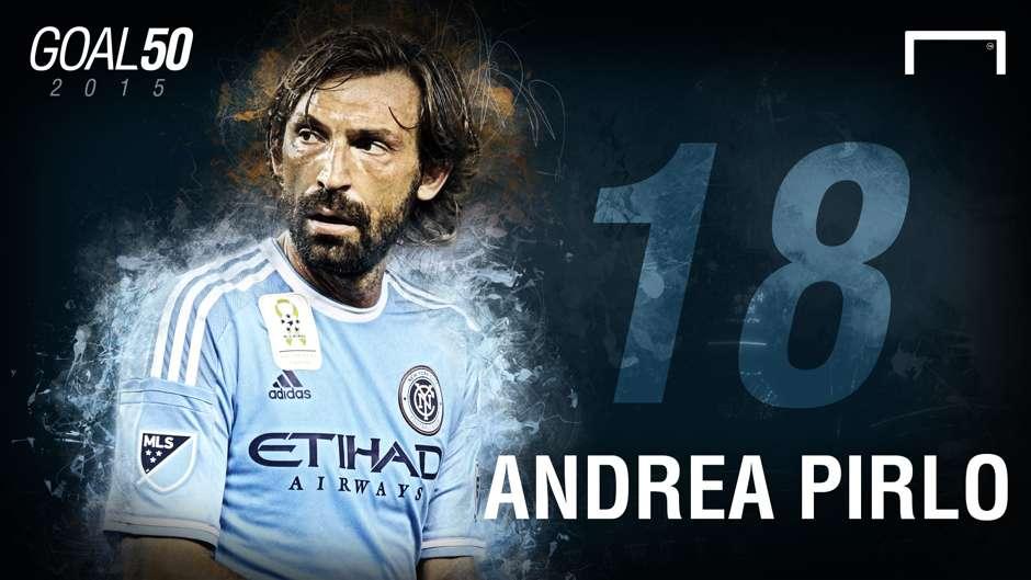 18 Andrea Pirlo G50
