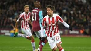 Bojan Premier League West Ham v Stoke 051116