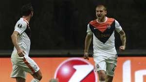 Yaroslav Rakitskiy Shakhtar Donetsk vs Braga Europa League