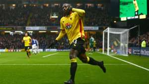 Watford Everton Stefano Okaka