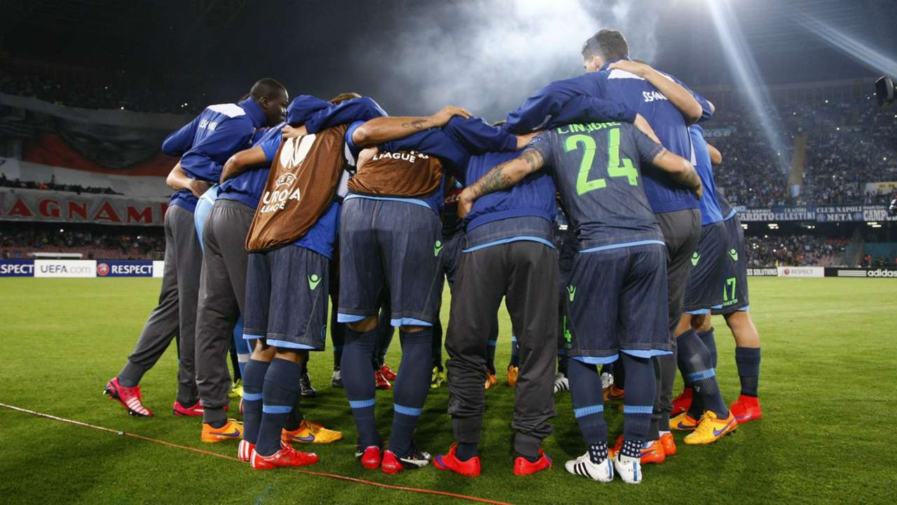 Napoli Dnipro Europa League