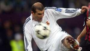 2002 Real Madrid Bayer Leverkusen Zidane